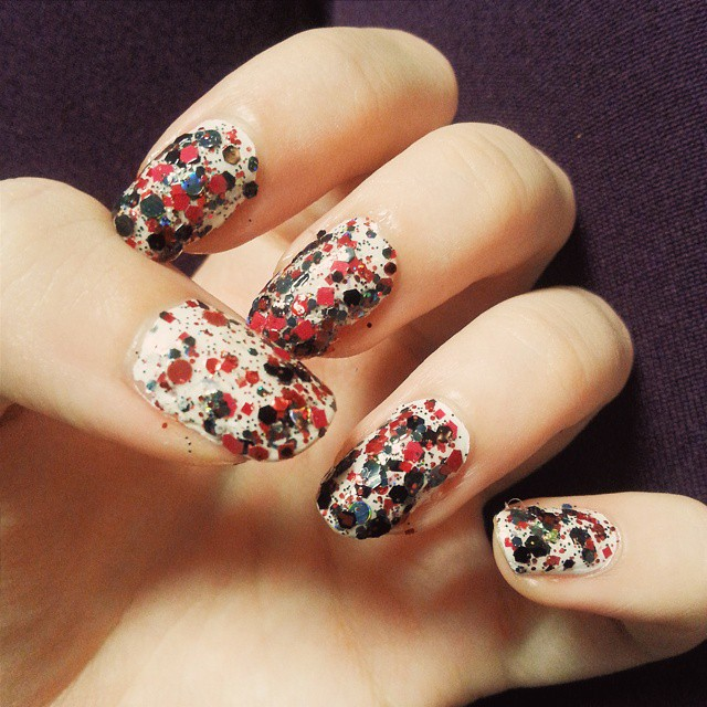 Review: Kawaii Nail Lacquer Avengers Polishes   The Nice and ...