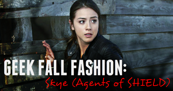 Skye Daisy Johnson Fashion